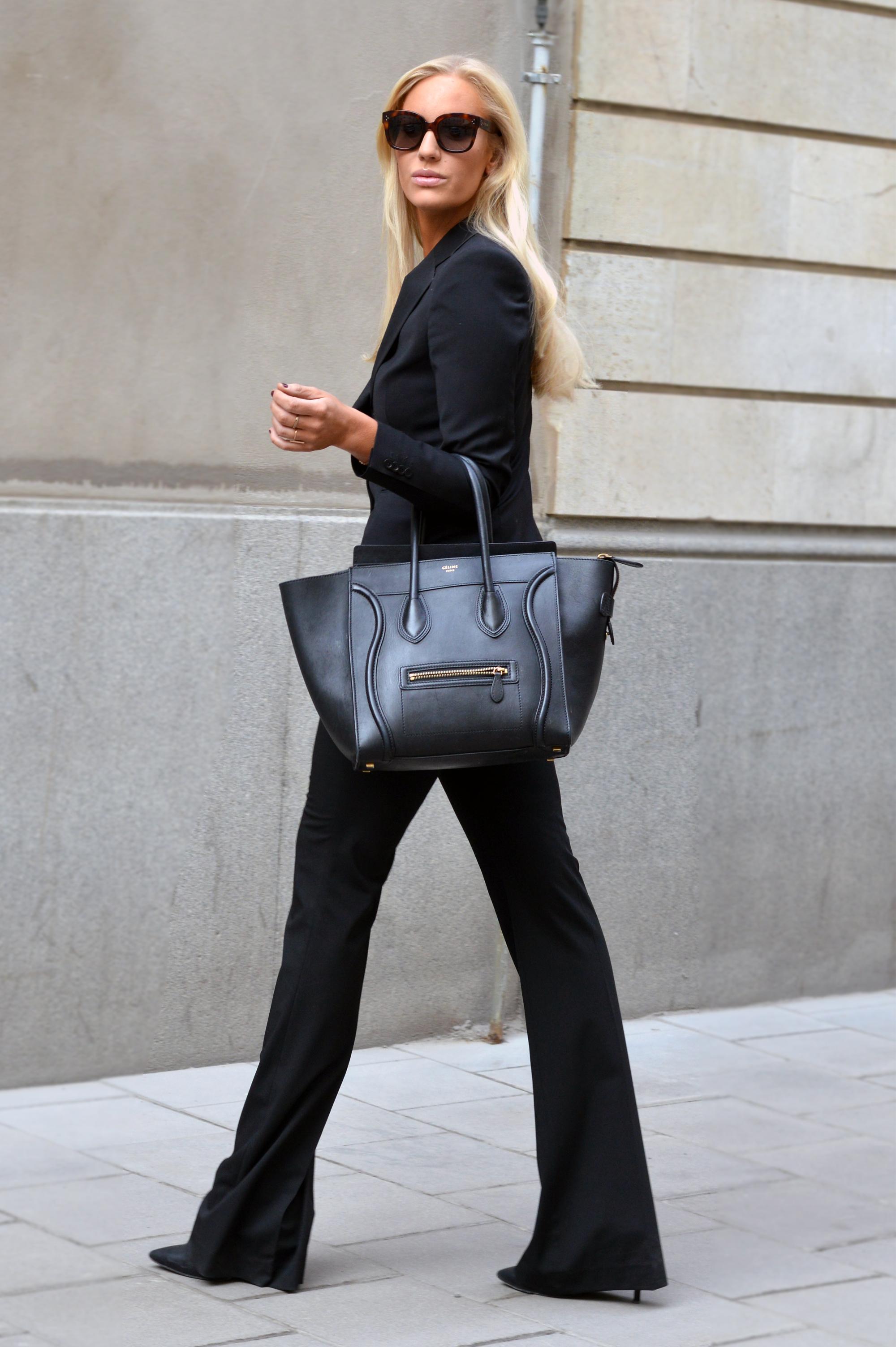 skor till kostym kvinna