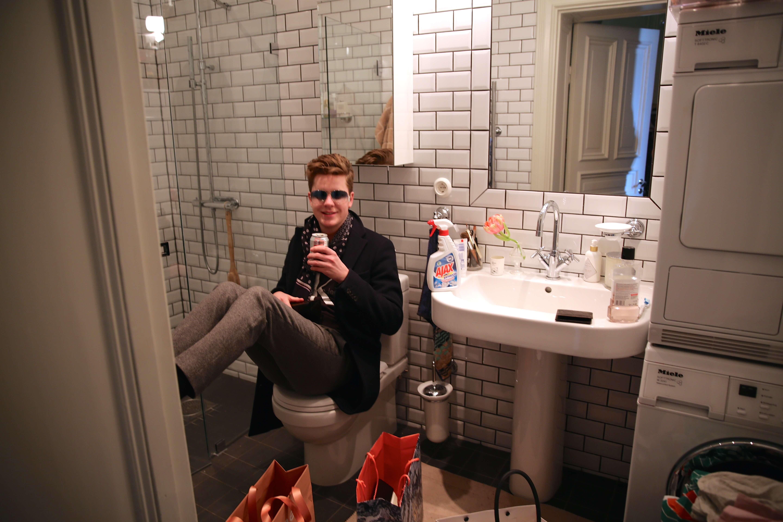 Petra Tungården Badrum Lägenhet