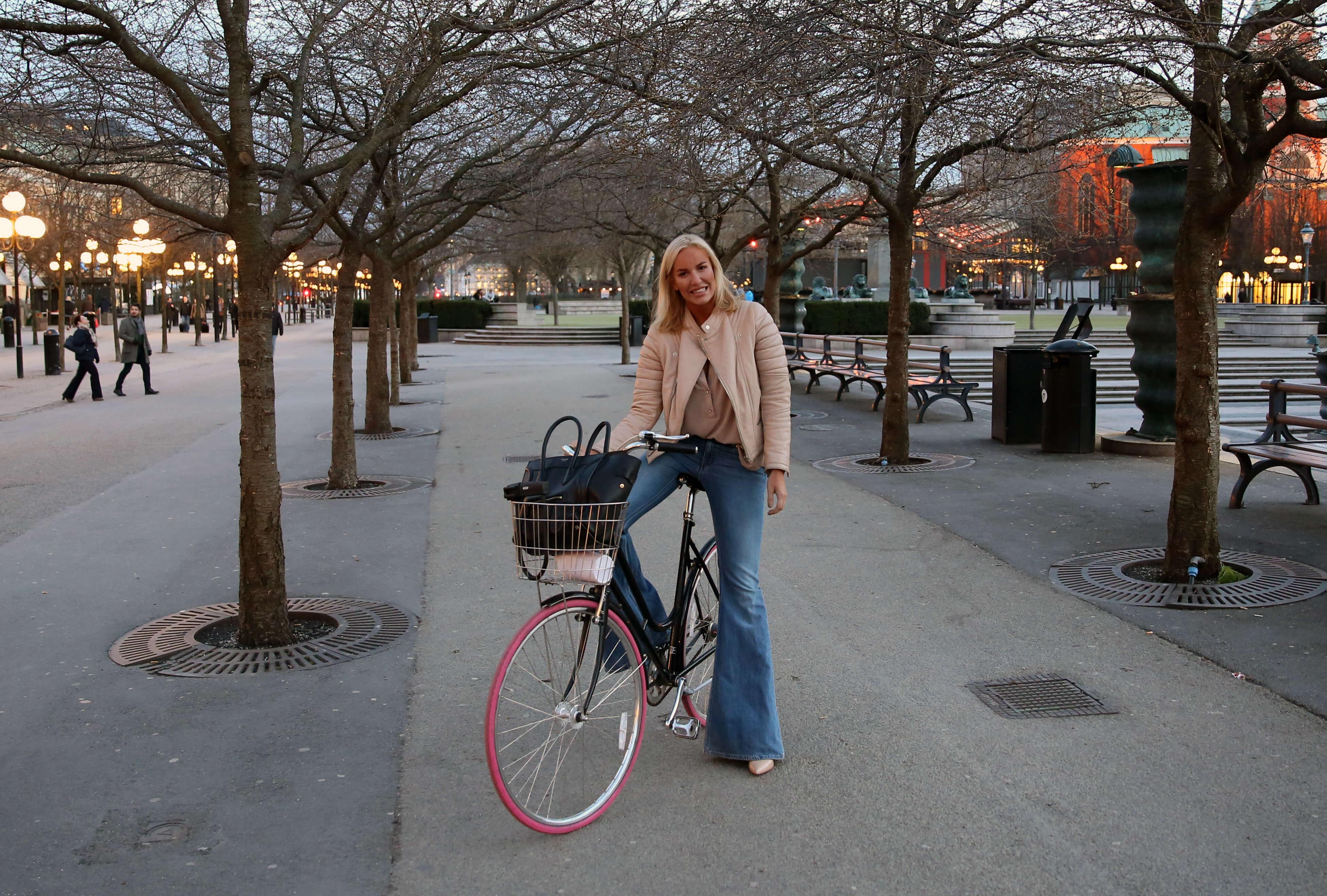 Petra Tungården Bike ID