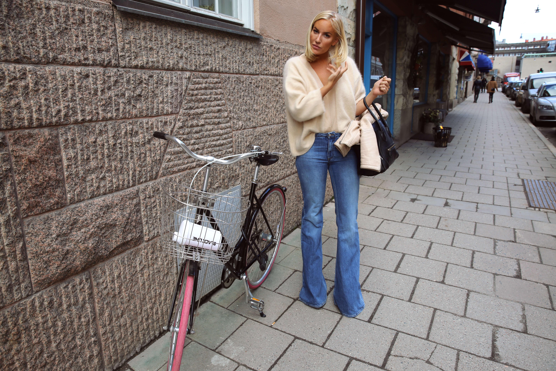 Petra Tungården Cykel