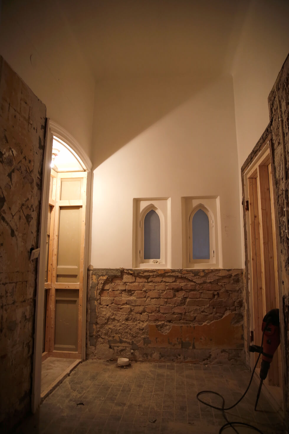 Badrum-Renovering