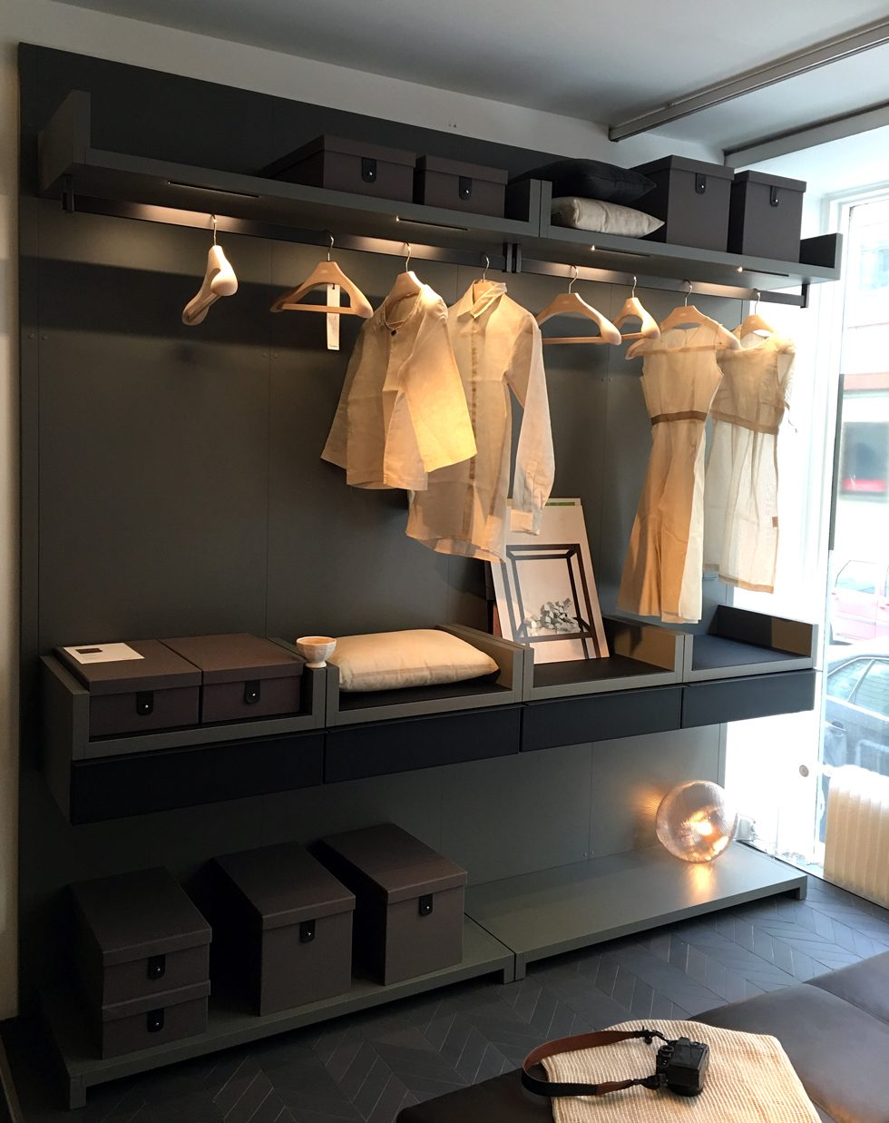 Garderob-Lema