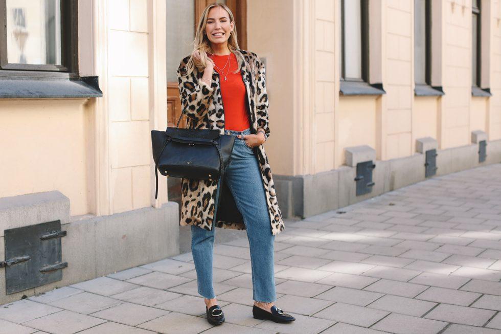 Rött-Leopard
