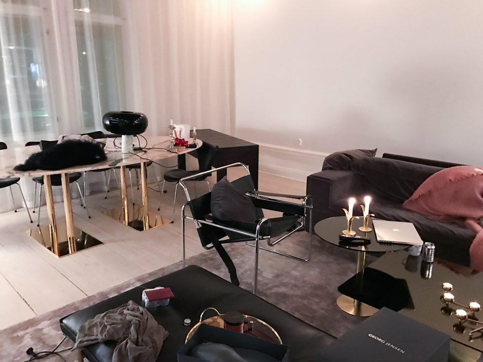 Vardagsrum Petra Tungården