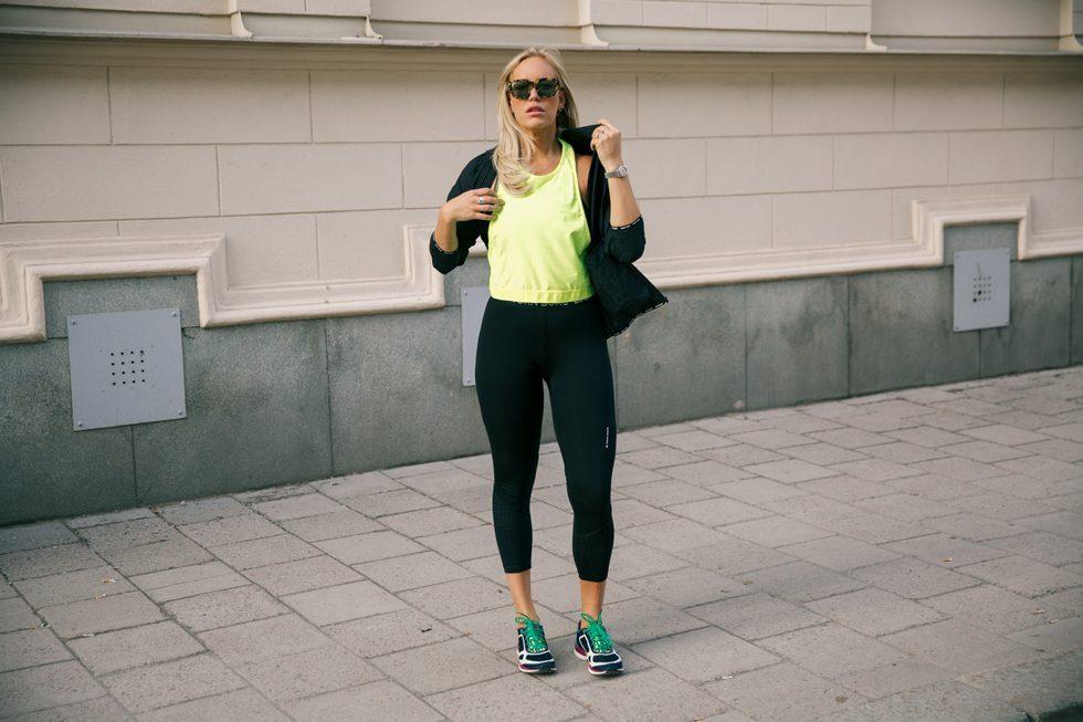 Kicka igång våren med nya träningskläder ???16 plagg i butik