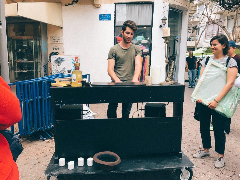 Tel-Aviv Market