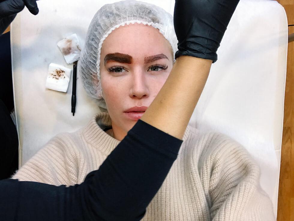 Kosmetisk-Pigmentering
