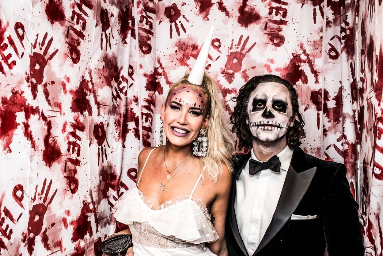 Halloween Sminkning Joker.Halloween 2017 Petra Tungarden