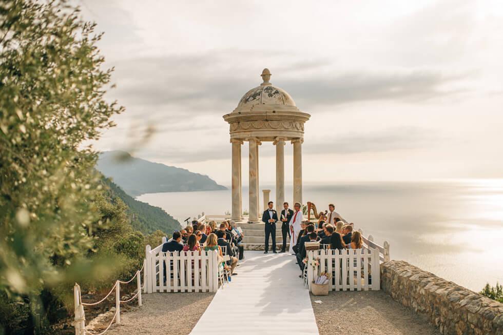 Mallorca-Bröllop