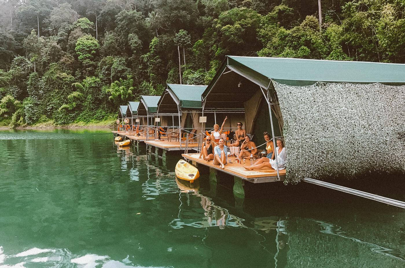 Thailand Rainforest Elephant Hills-8