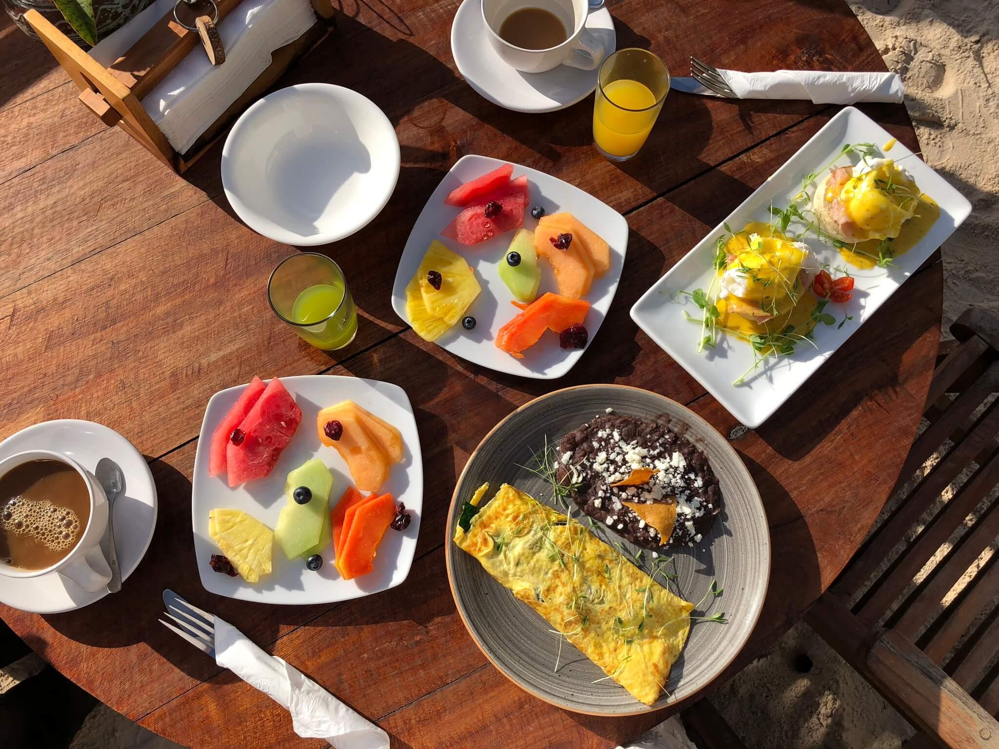 Tata Breakfast
