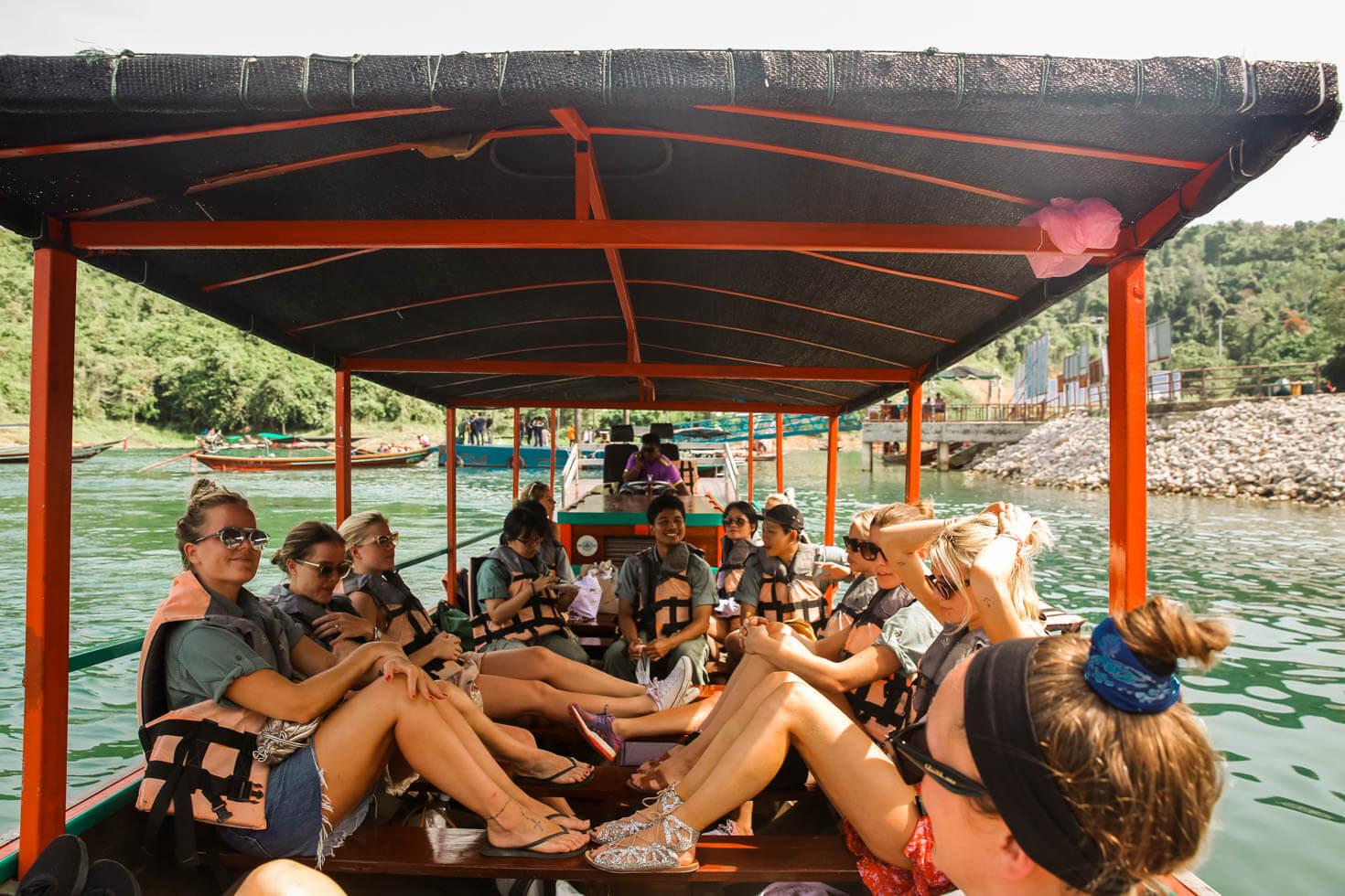 Thailand Rainforest Elephant Hills-4