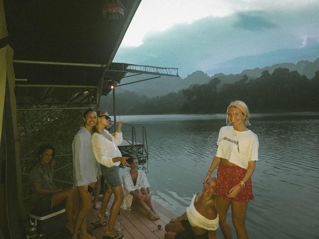 Thailand Rainforest Elephant Hills-42
