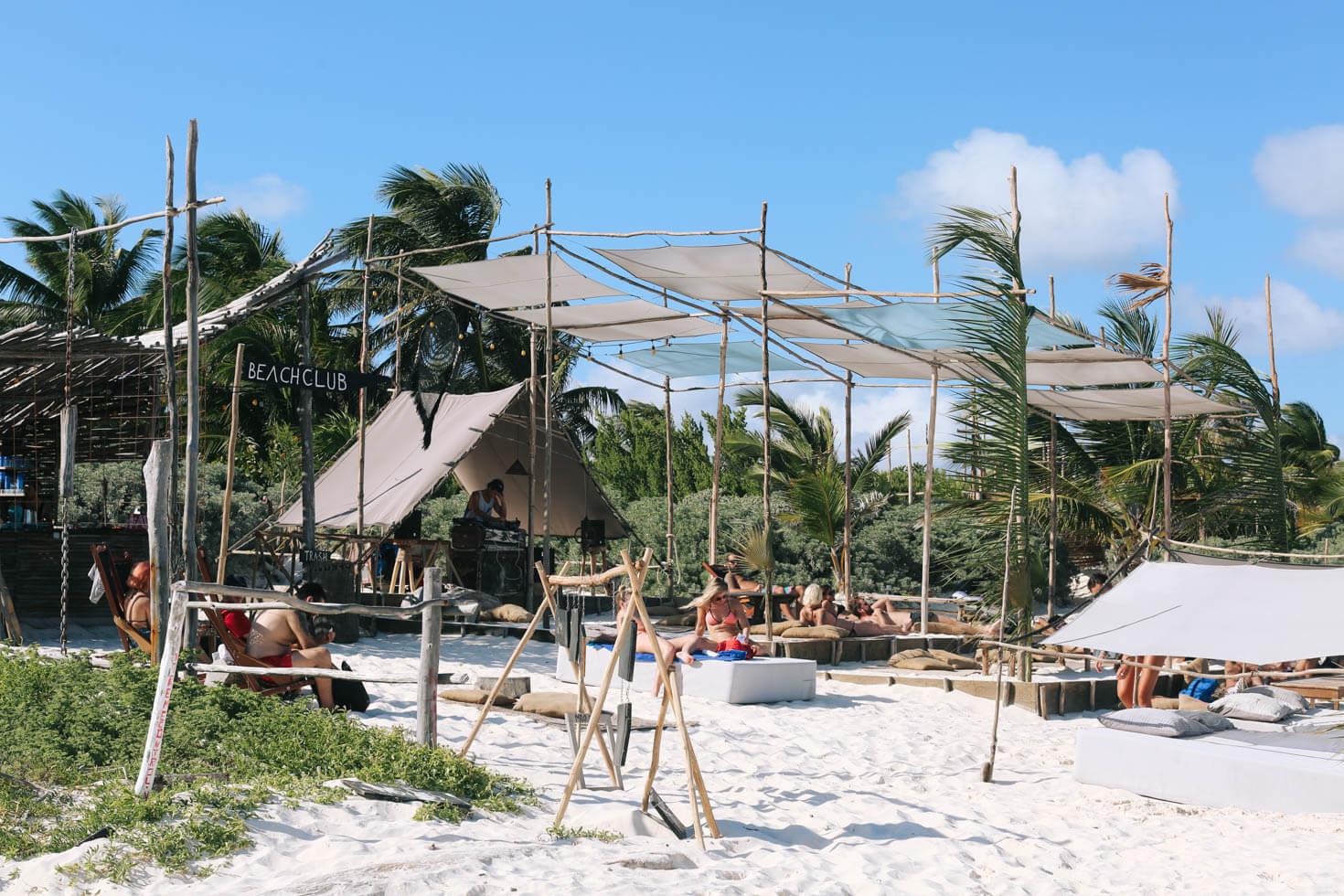 Tulum Beach Beachclub