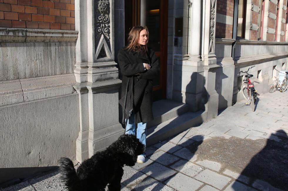 Caroline-Sandström-Hund