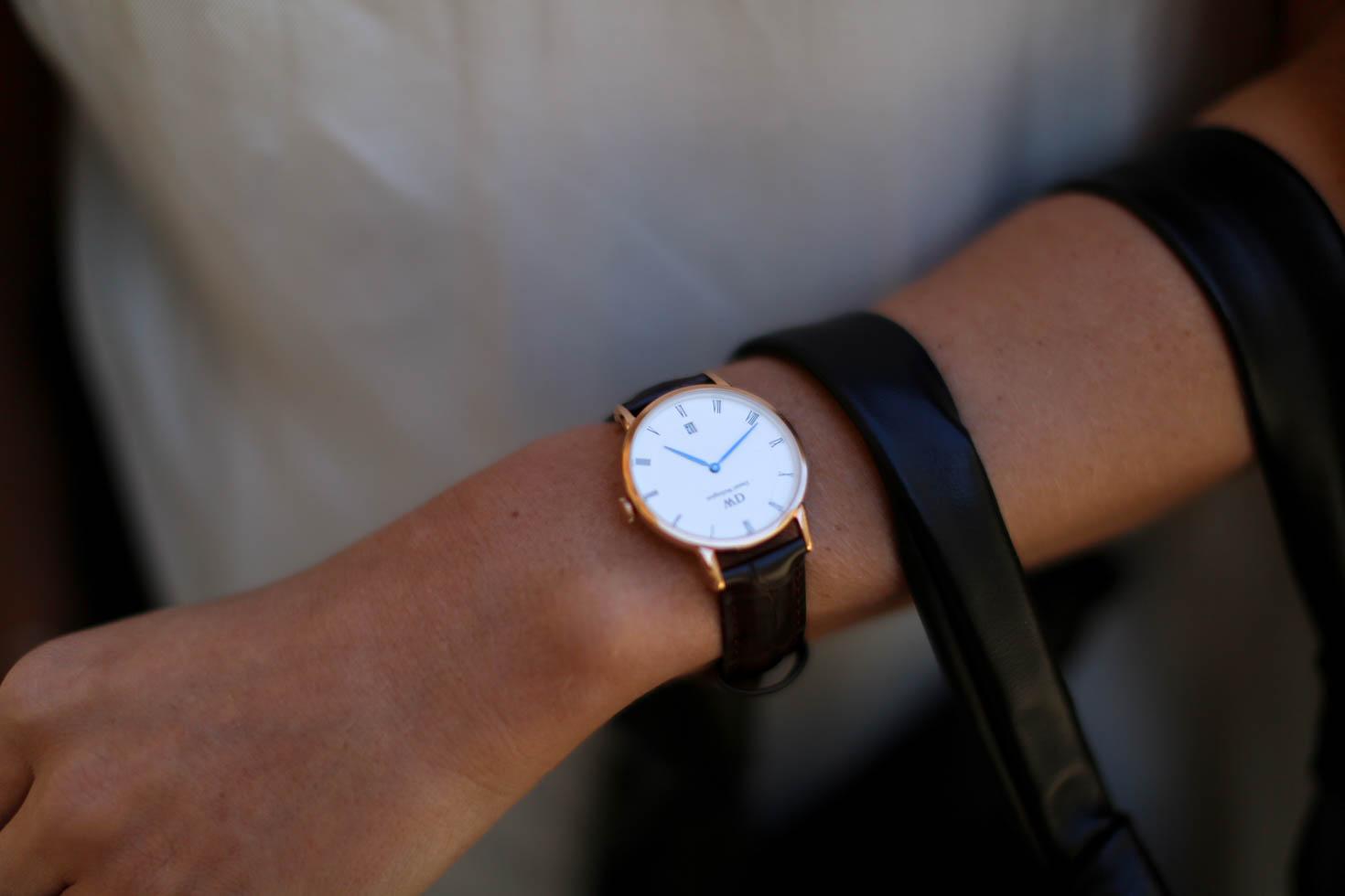 Daniel Wellington Free Strap kampanj armband på köpet