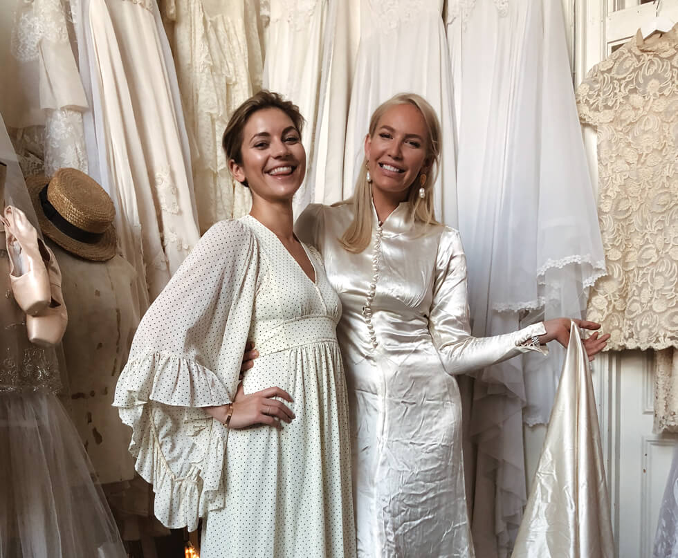 Elsa Billgren Vintagebröllop