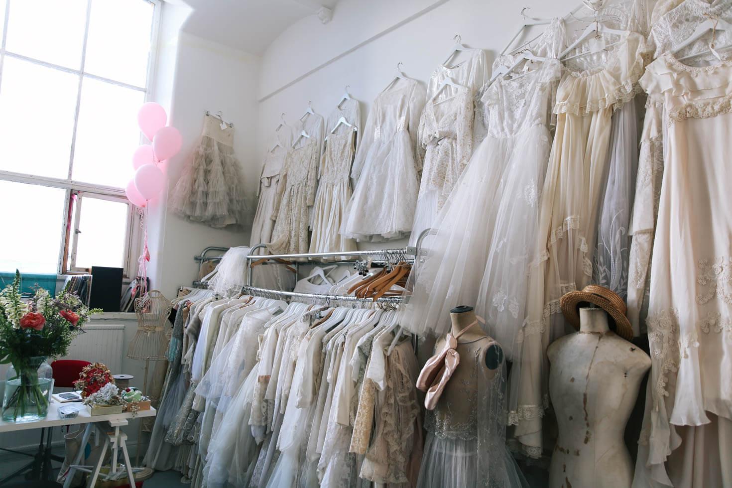 Elsa Billgren Bröllopsklänningar möhippa