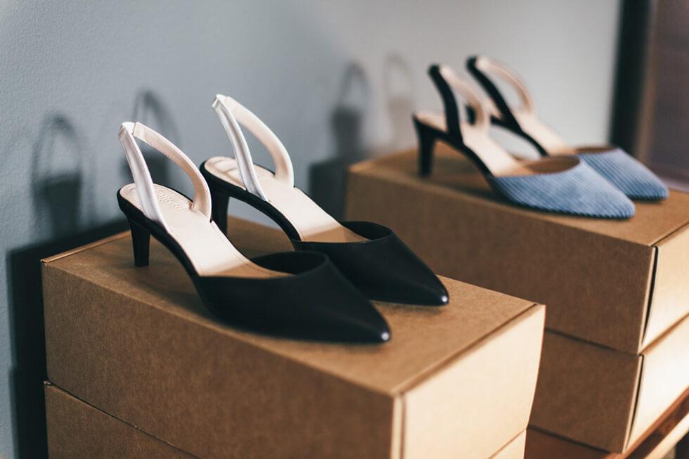 Emilia-de-poret-designar-skor-Flattered-Återförsäljare