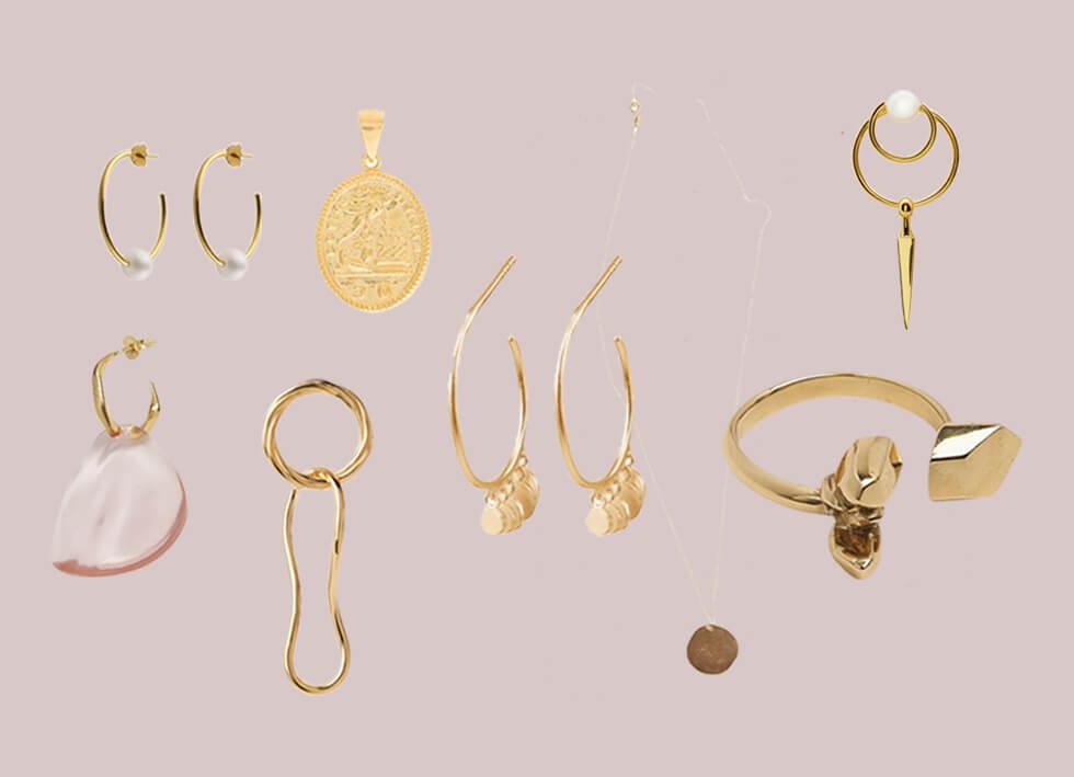 snygga smycken