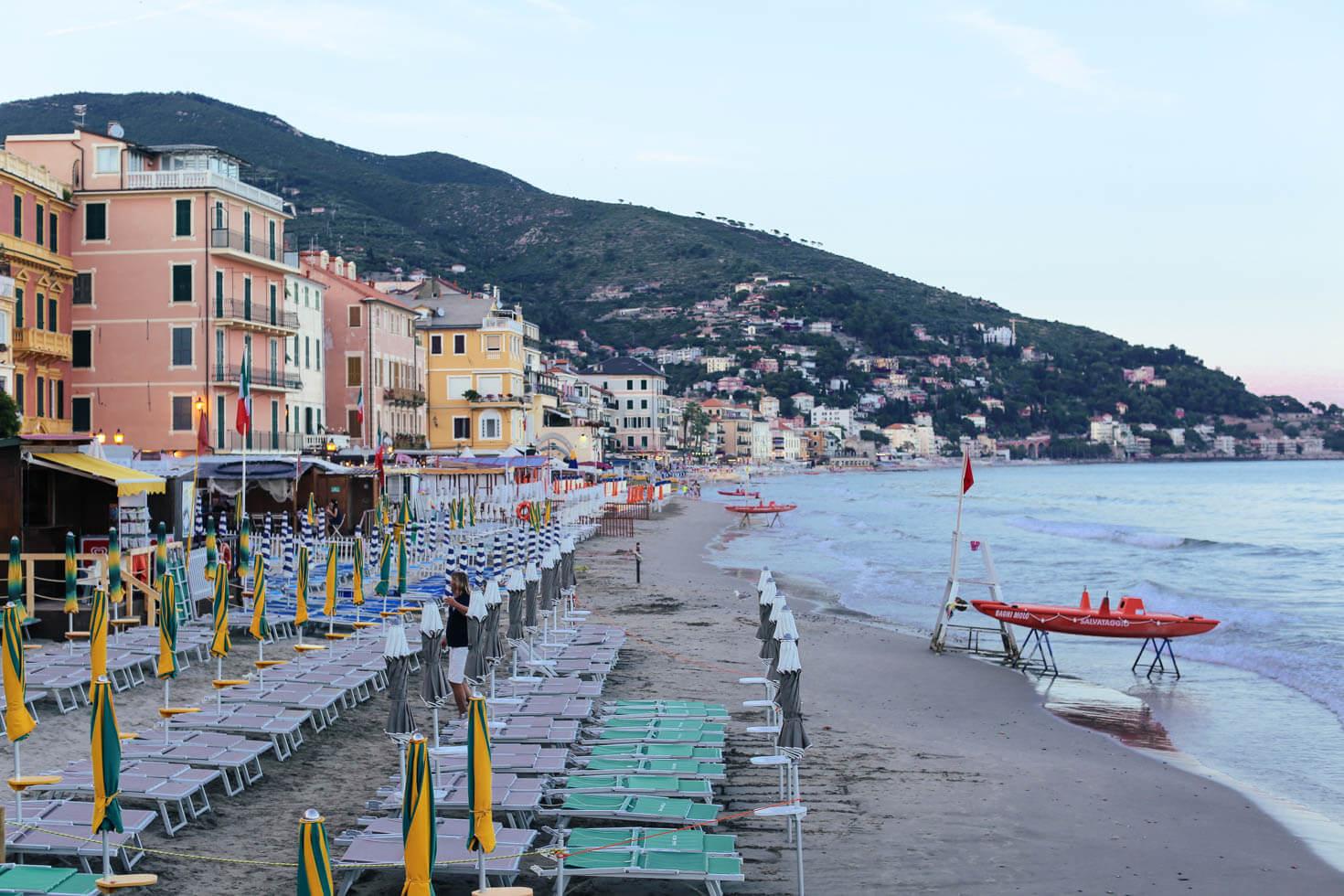 Alassio Italienska rivieran tips-23