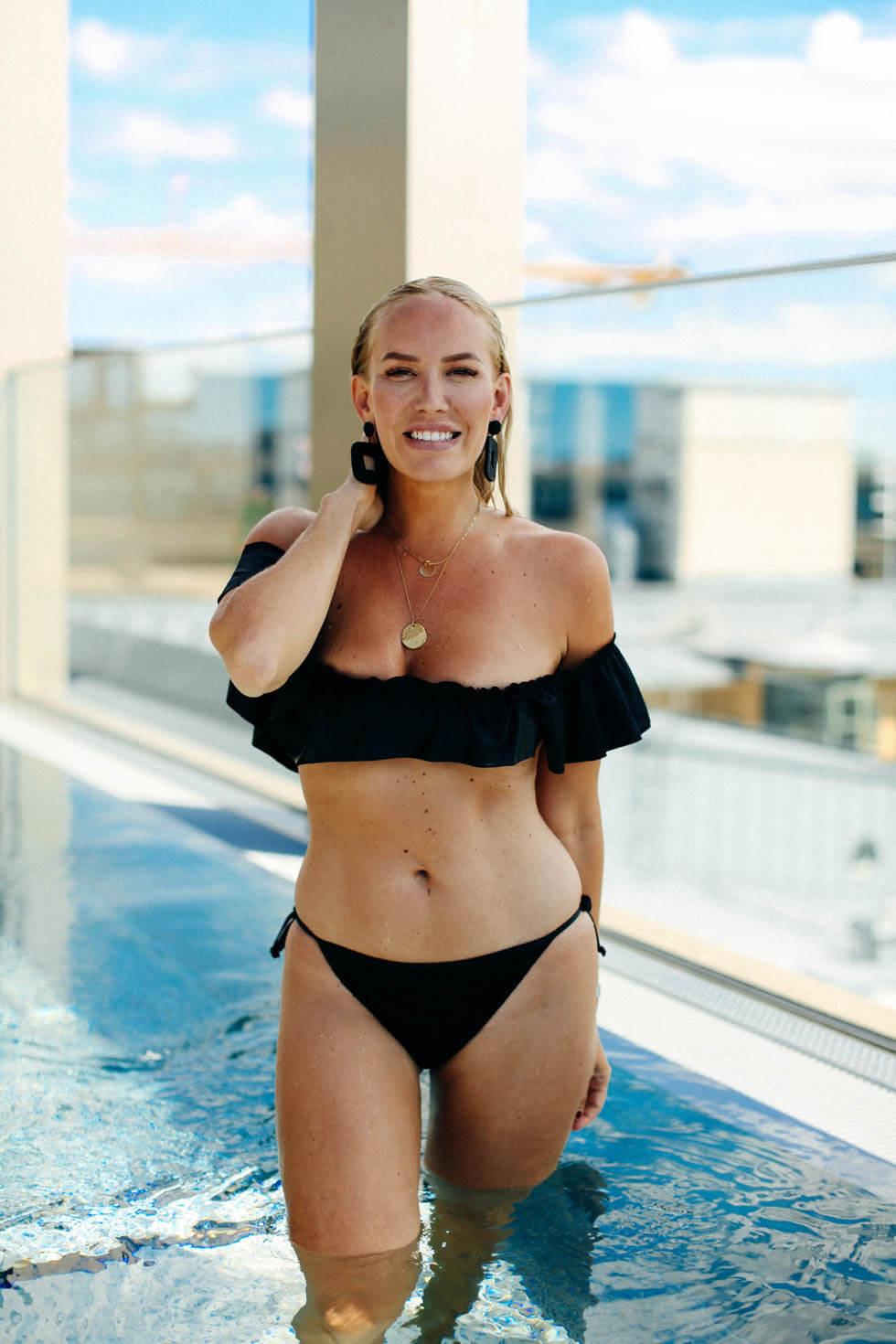 jag håller med Varna Högtalare  Sommarens badmode – 7 snygga köp till stranden! - Petra Tungården