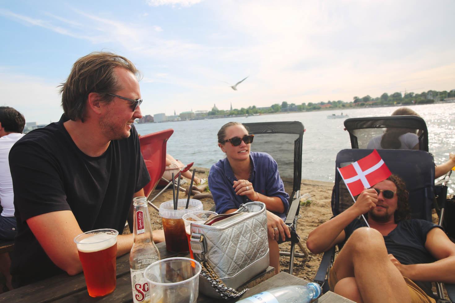 Kopenhamnsguide restauranger, hyra cykel, klubb-23