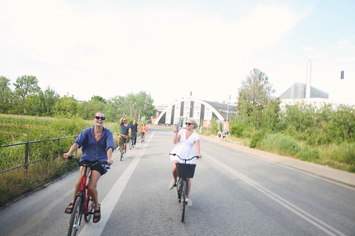 Kopenhamnsguide restauranger, hyra cykel, klubb-26