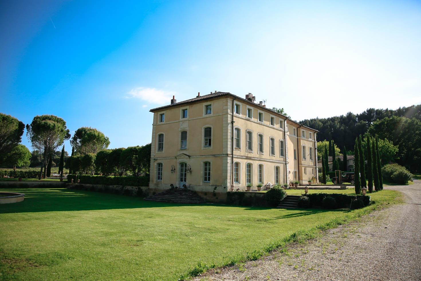 gifta sig i sodra frankrike Chateau Talaud-10
