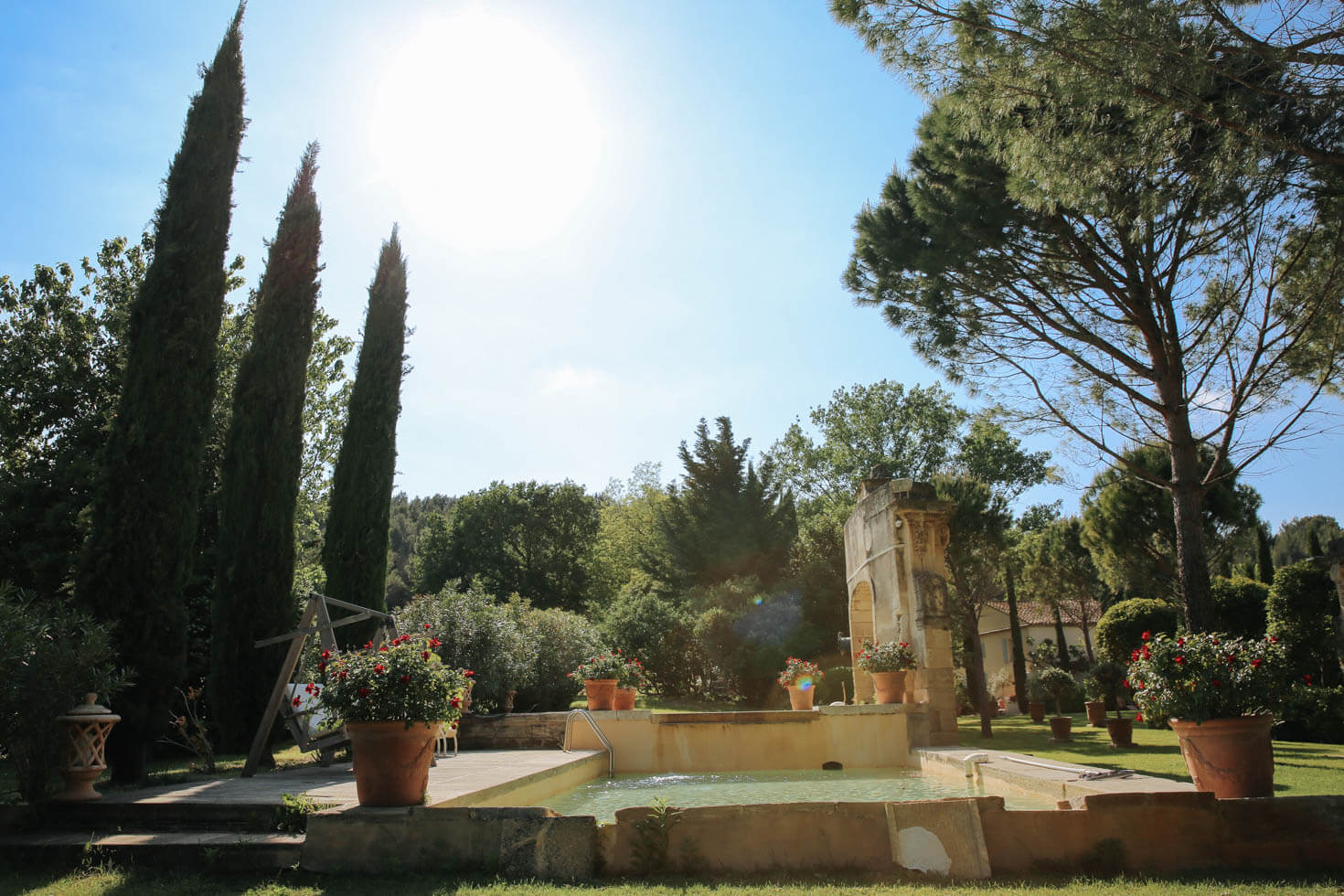 gifta sig i sodra frankrike Chateau Talaud-7