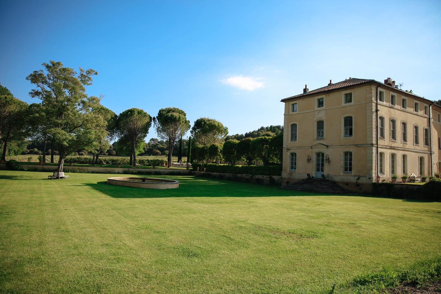 gifta sig i sodra frankrike Chateau Talaud-9