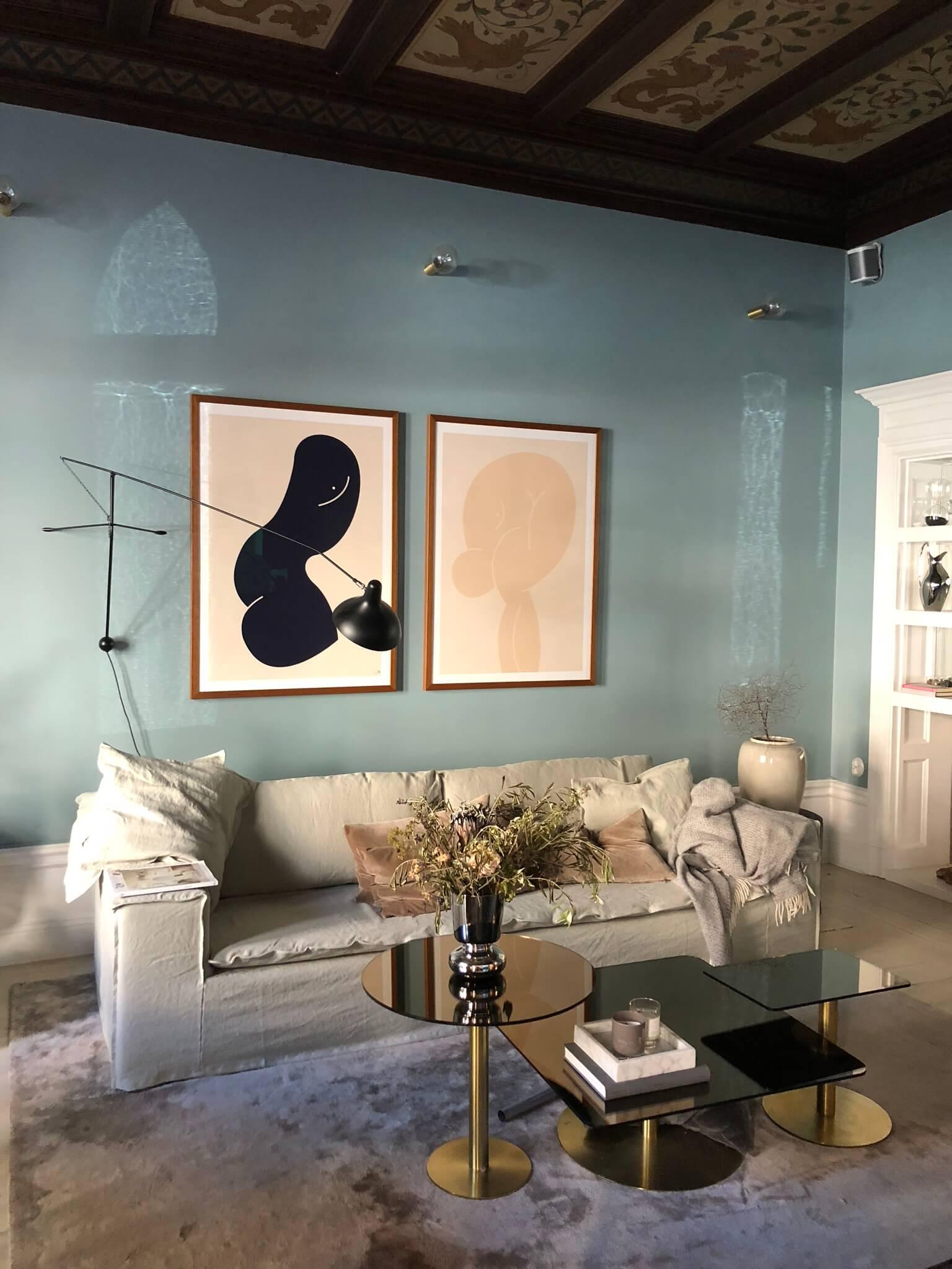 Petra Tungarden soffa vardagsrum
