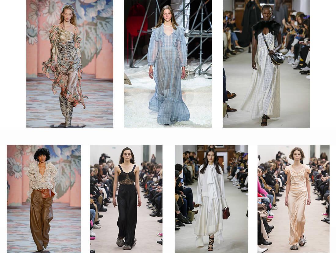 Höstens fem hetaste modetrender – 2018. Petra Tungården