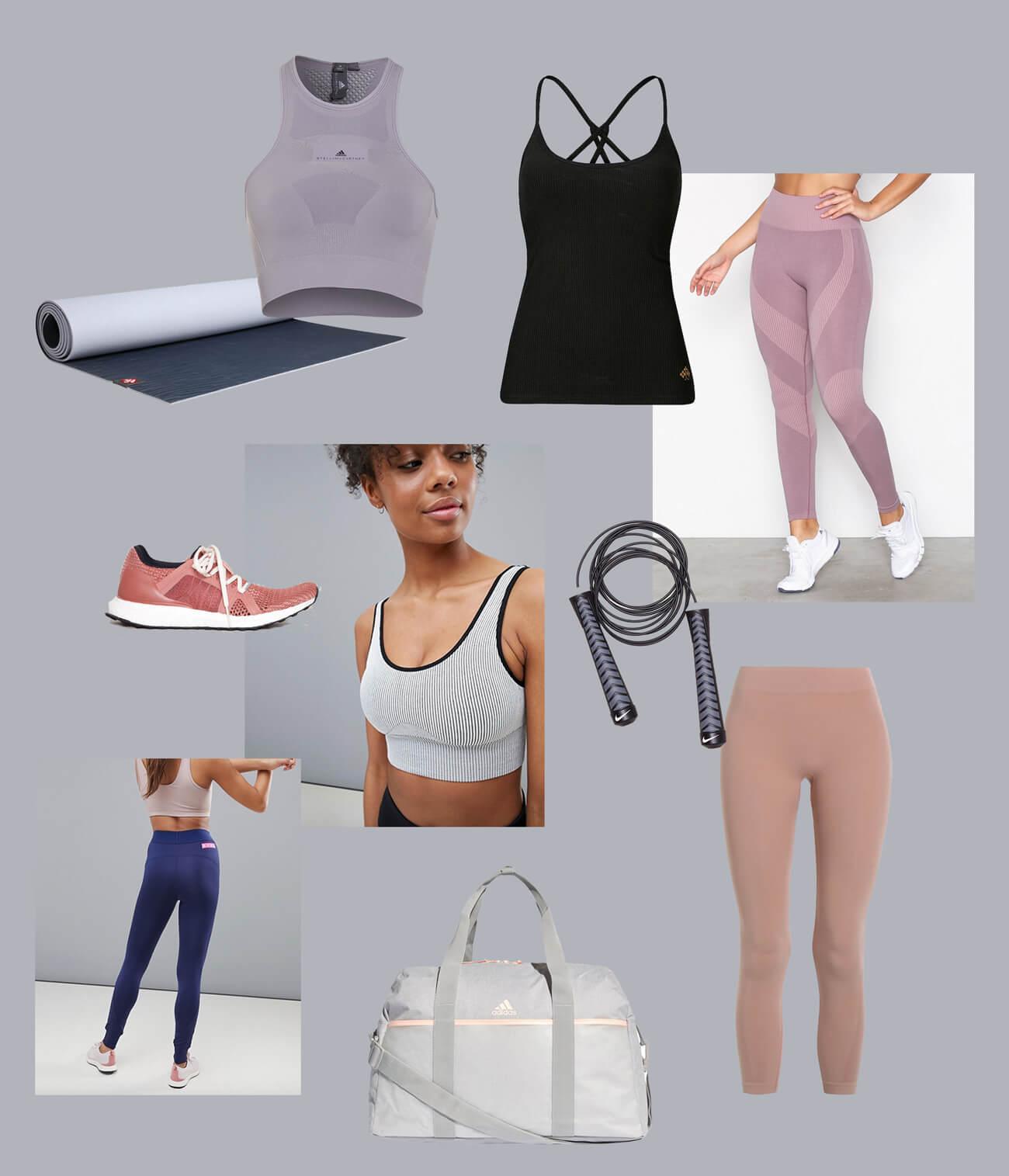 Snygga träningskläder