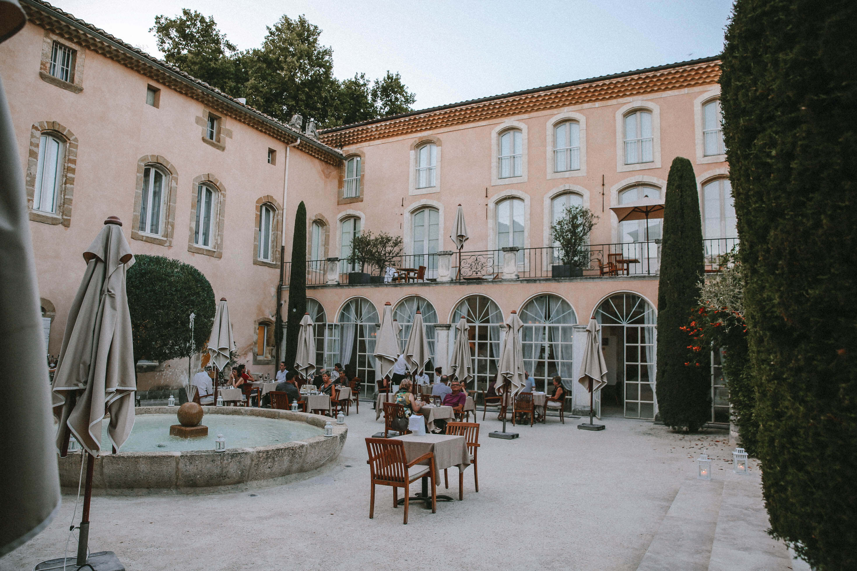 chateau de massillan restaurant-3