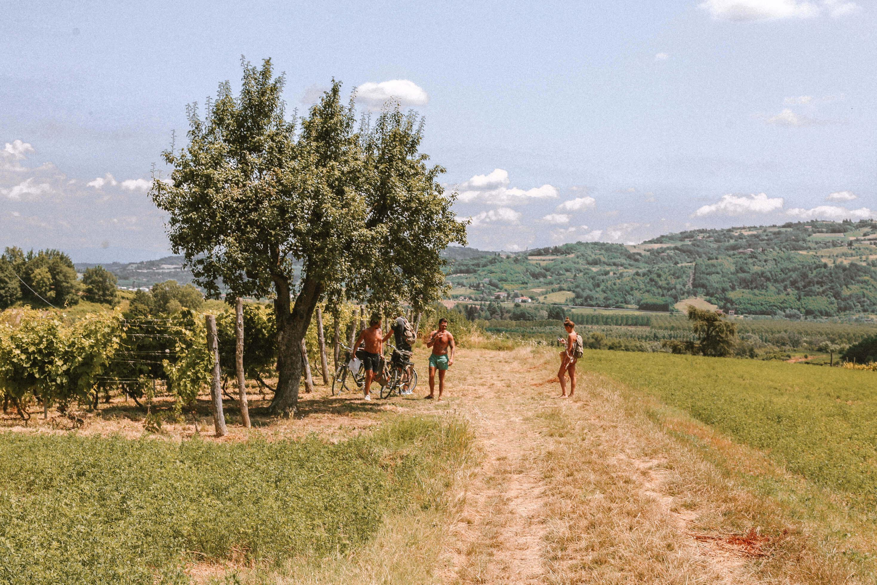 villa la madonna blogg