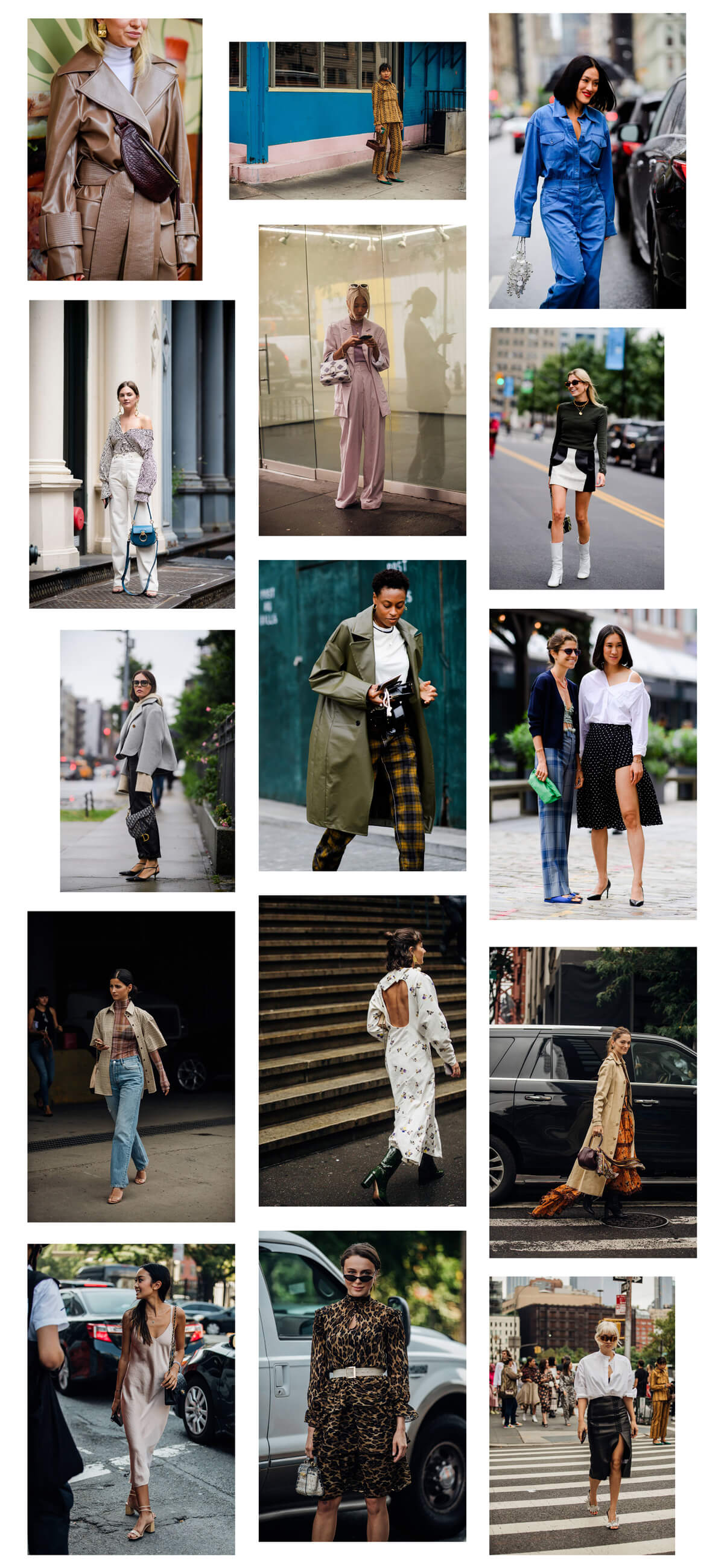 Best dressed at new york fashion week