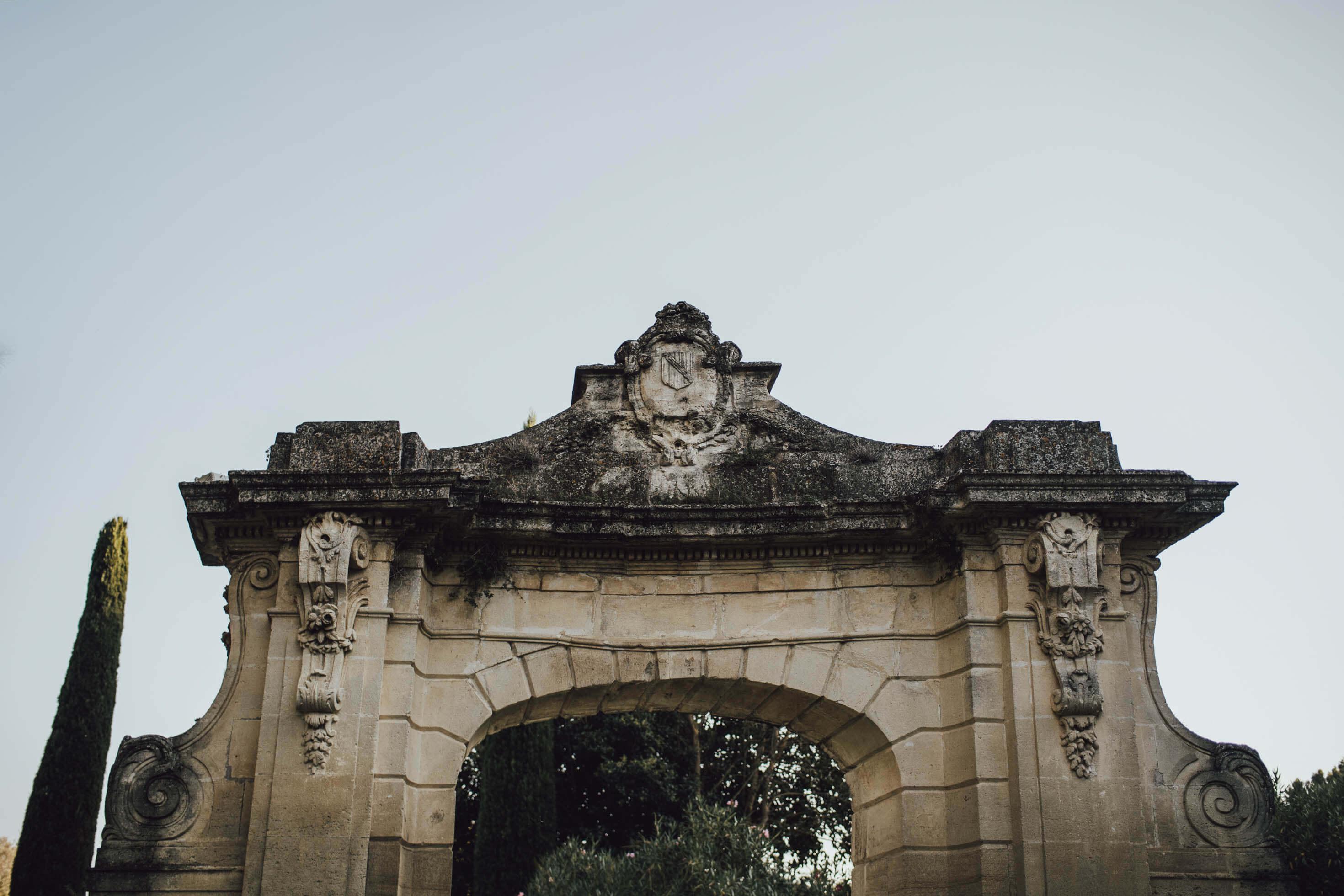 slott sodra frankrike