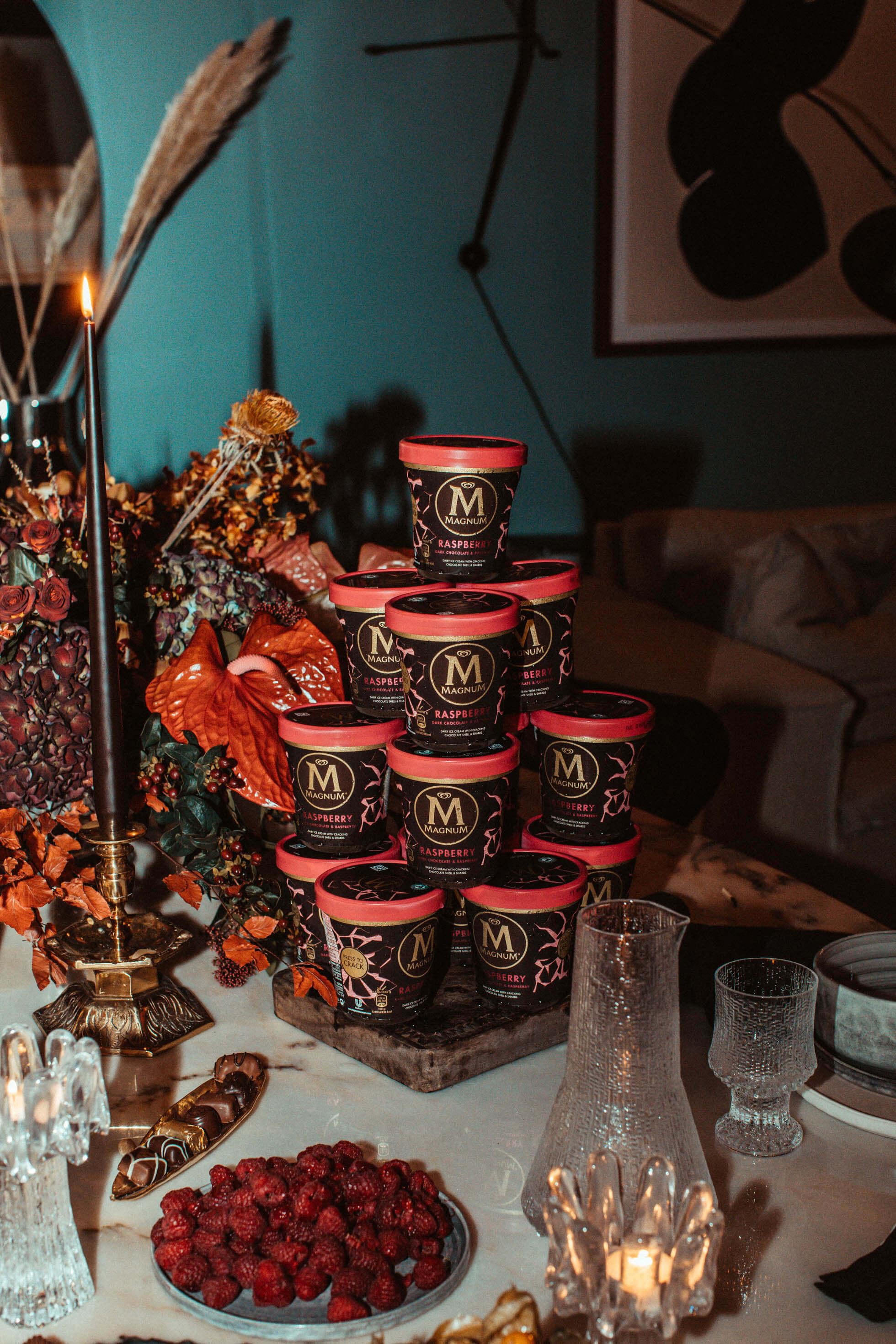 Magnum Chocolate & Hazelnut Praliné
