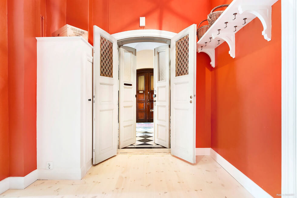 Petra Tungarden Hall renovering