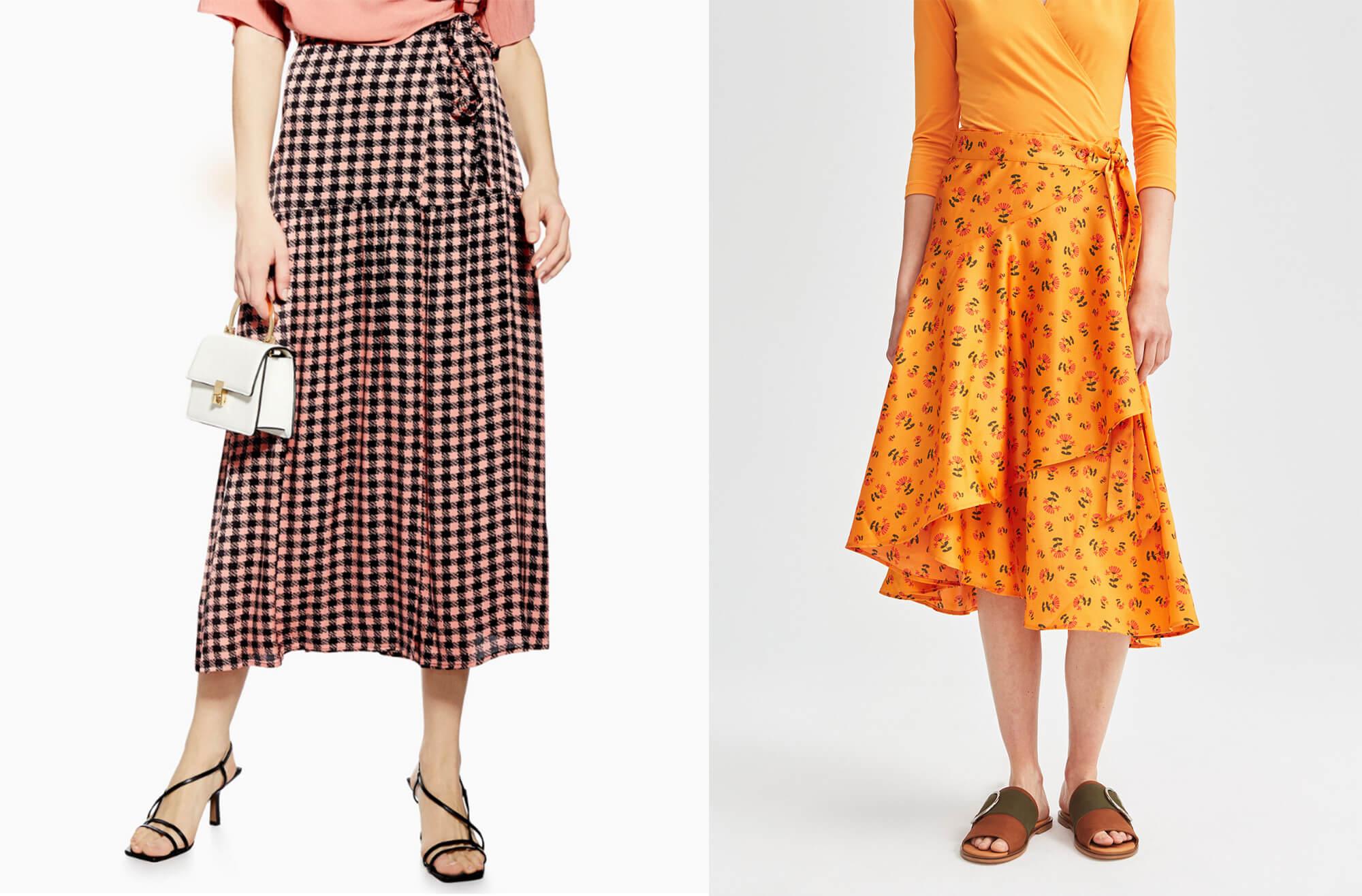 Snyggaste kjolarna i butik