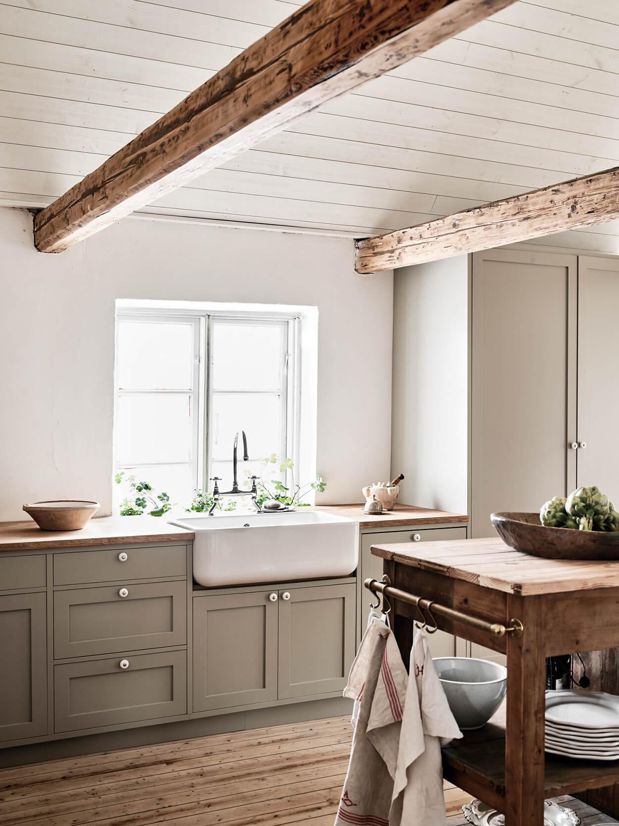 Nordiska Kok Ellen Dixdotter shaker kitchen