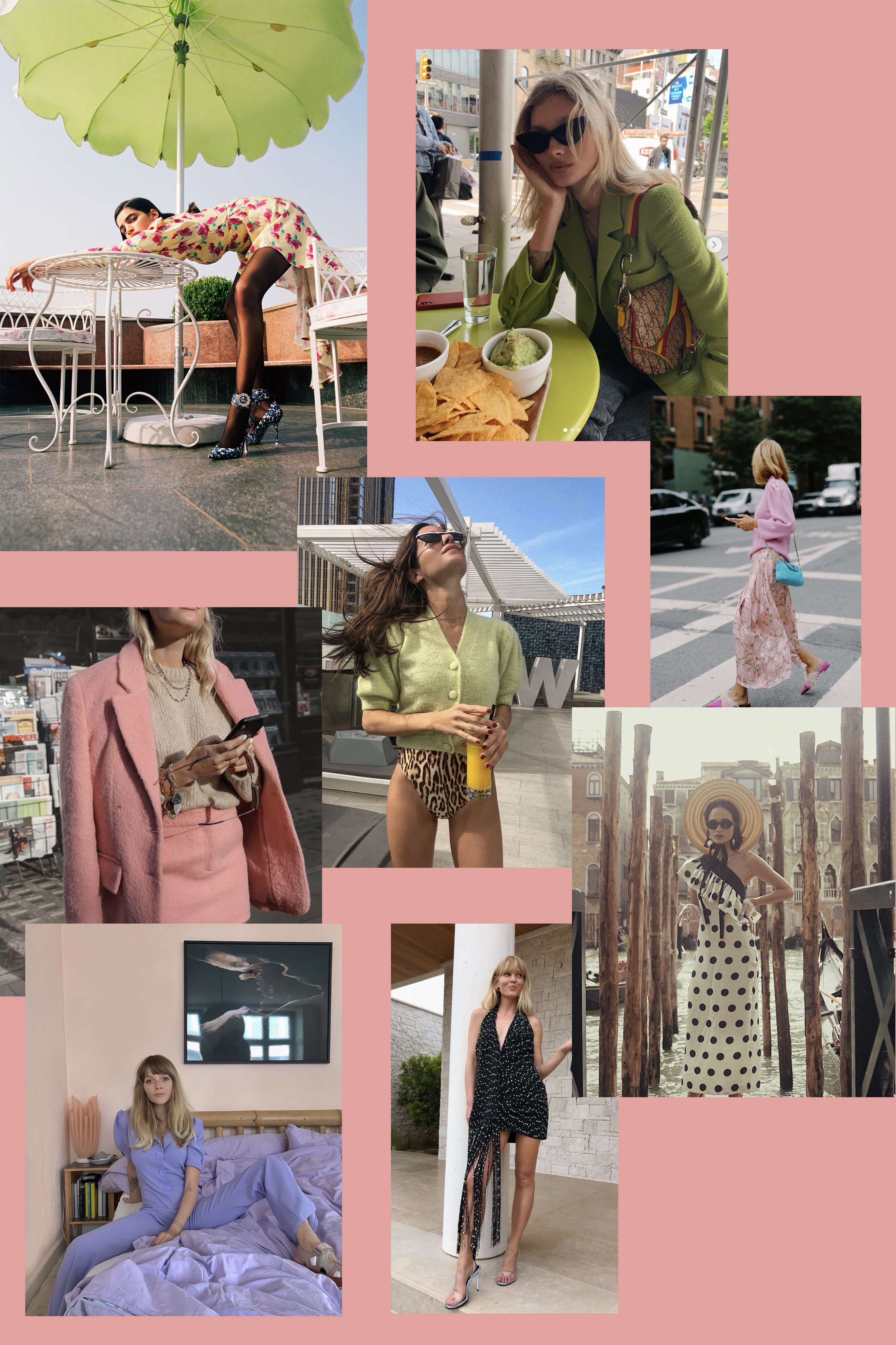 sommarmode outfits