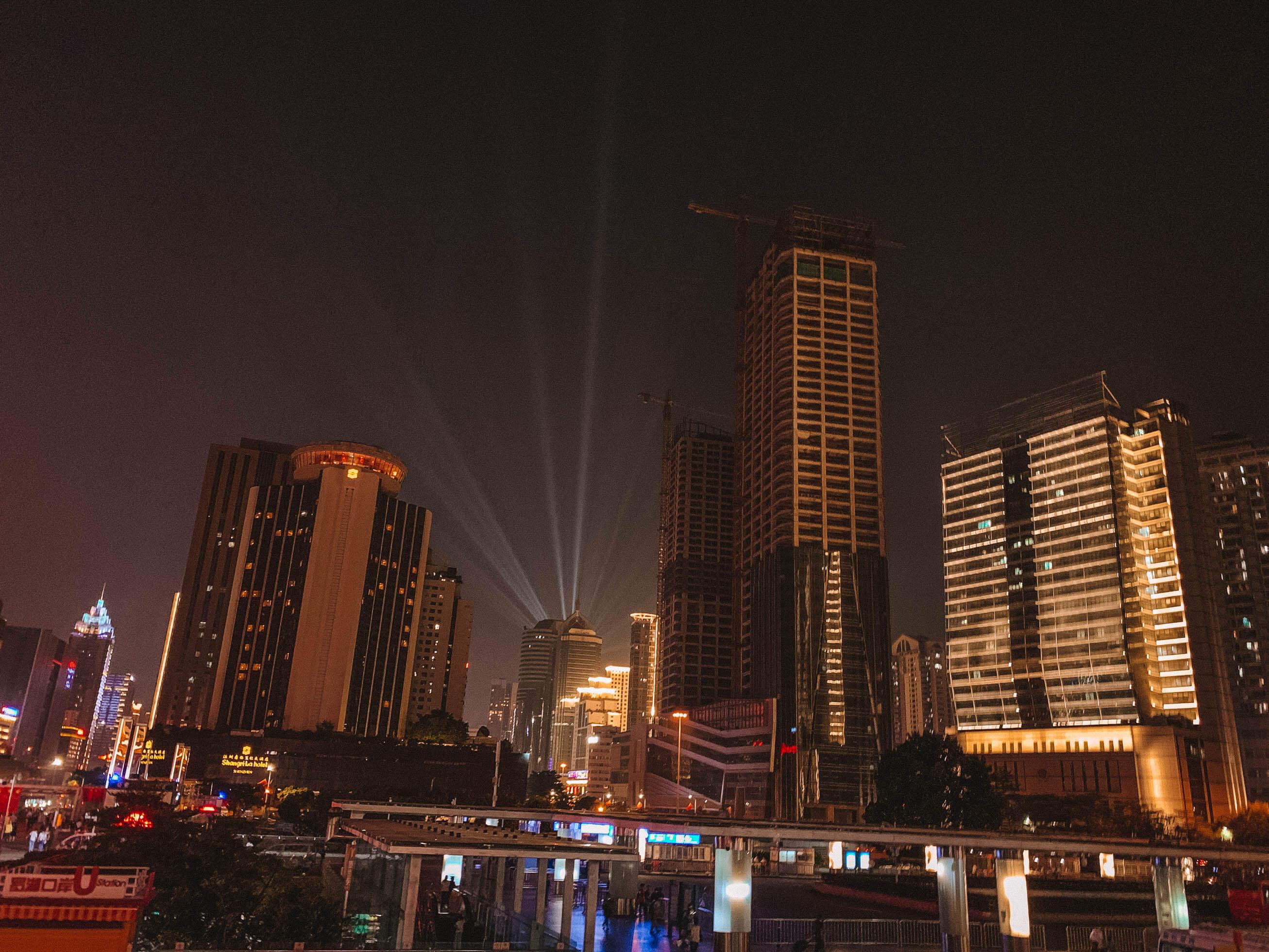 Kina Shenzhen-3