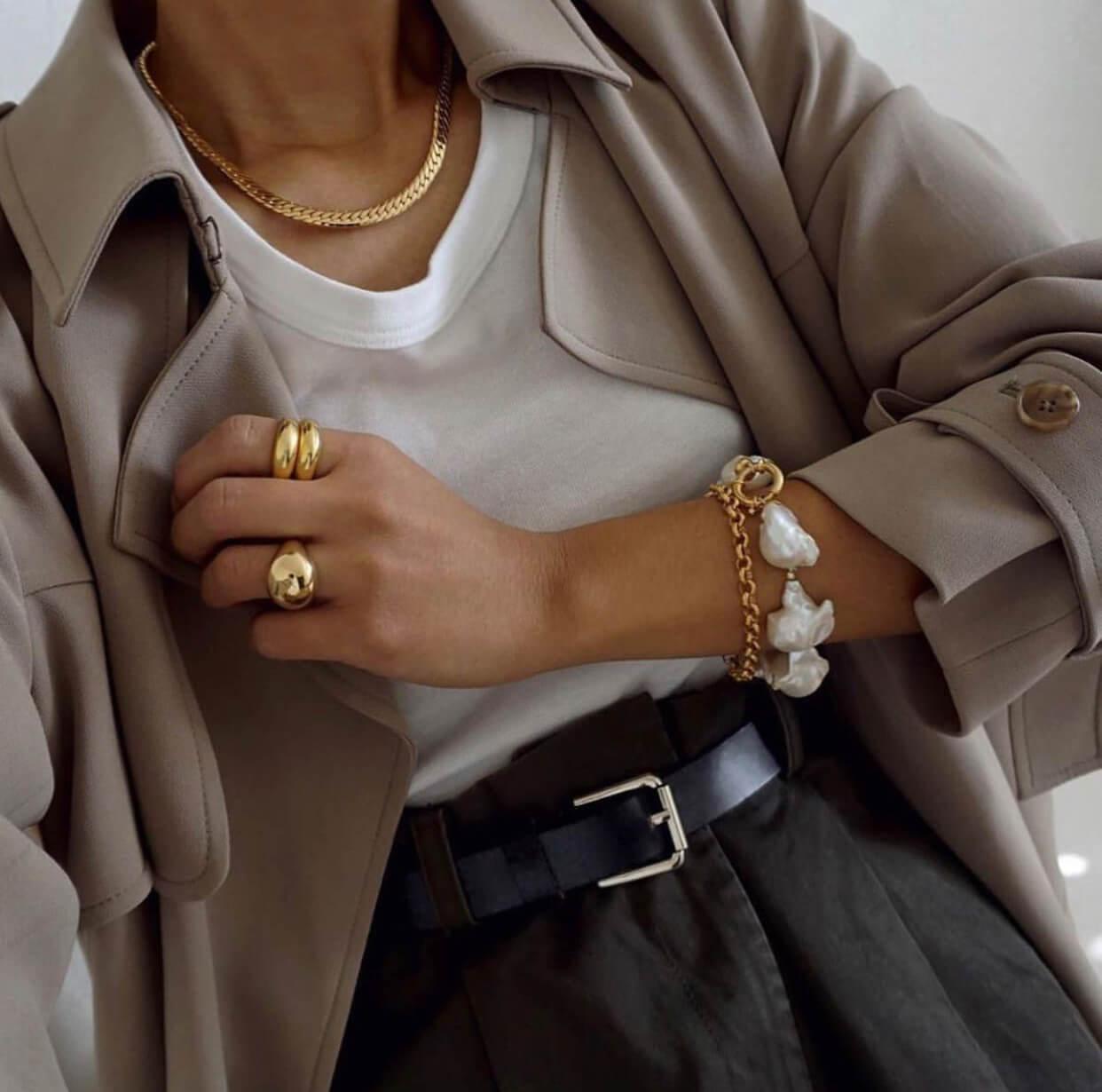 Smycken Pärlor