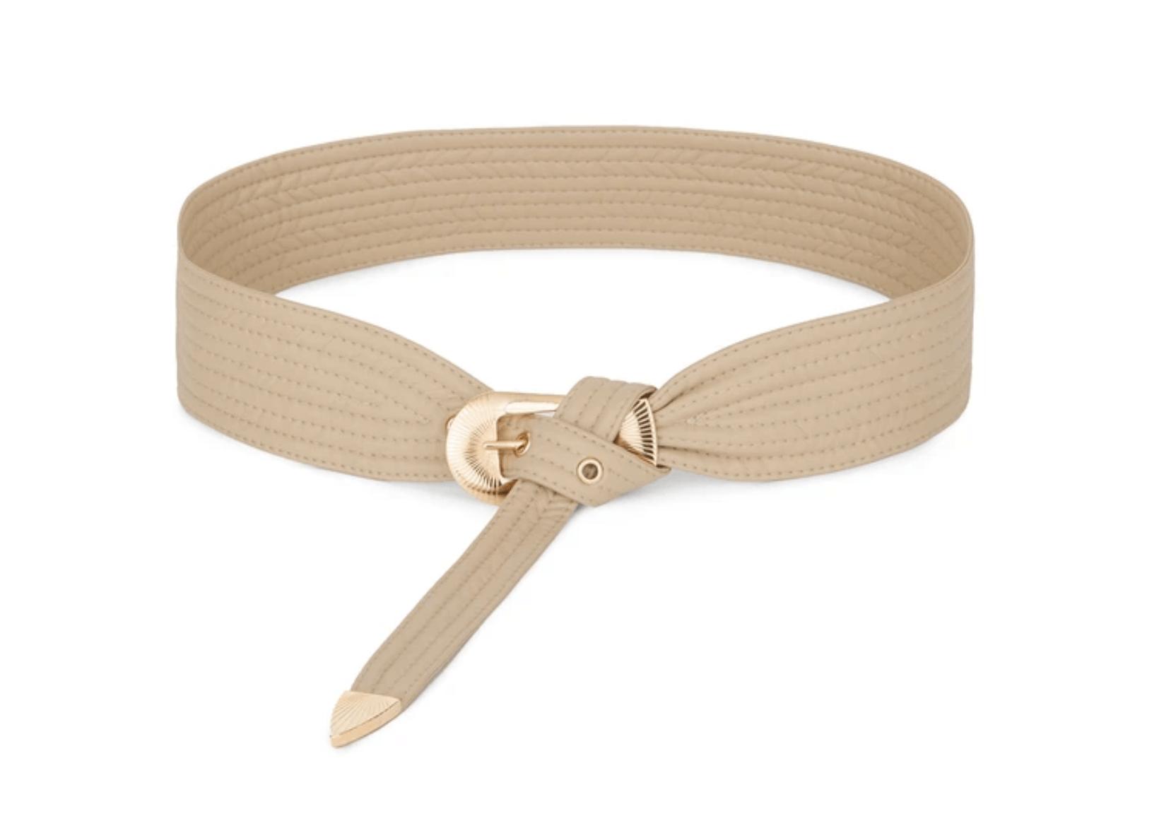 Nanushka otto vegan leather belt