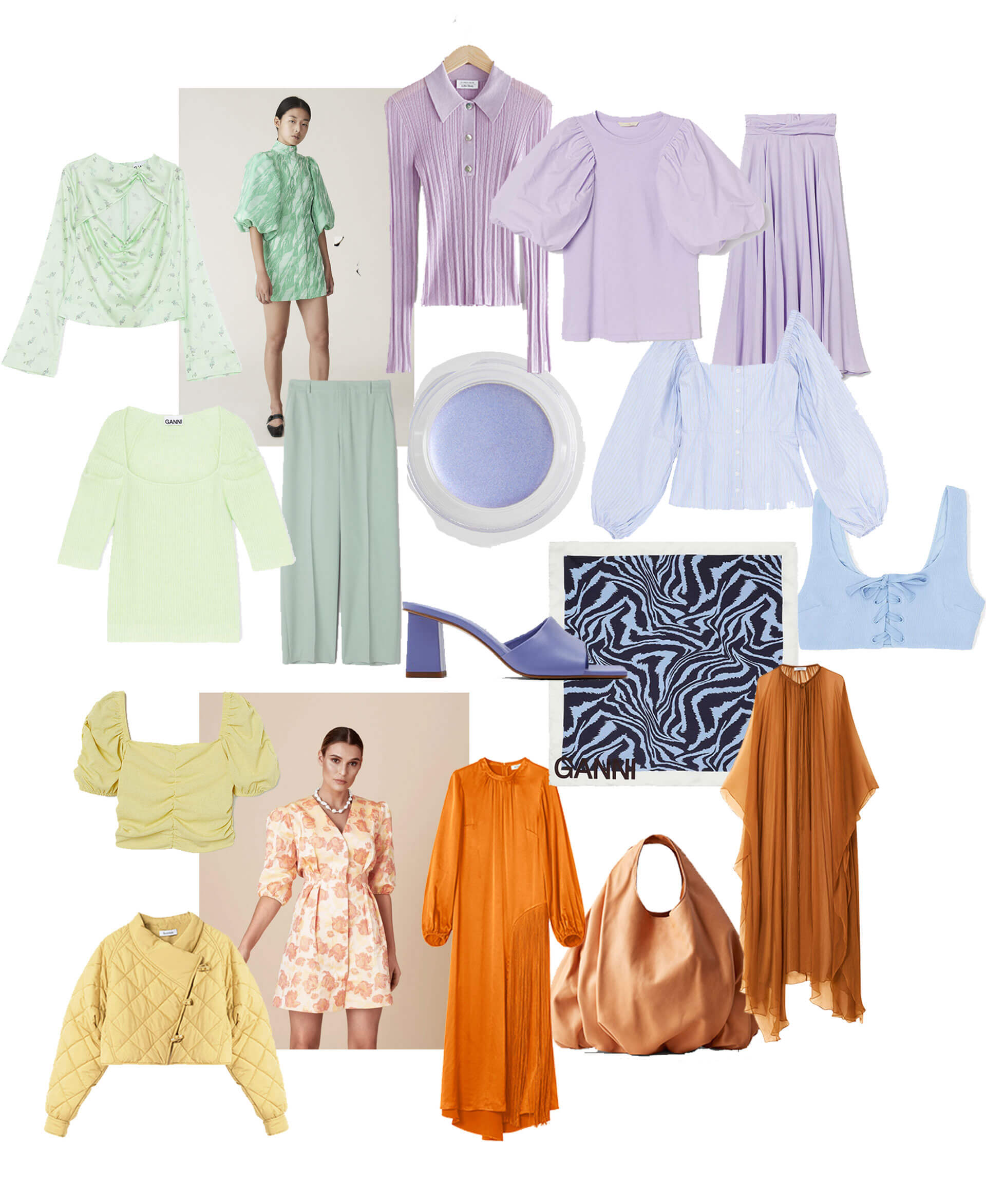 pastell trend